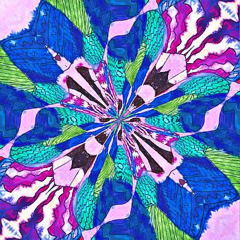 Floral Thing by Susan Leggett