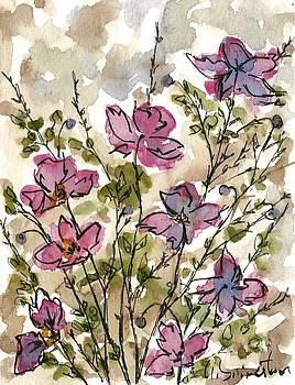 Floral Twig by Garima Srivastava
