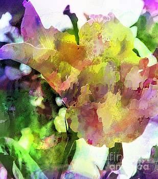Floral For Spring by Kathleen Struckle