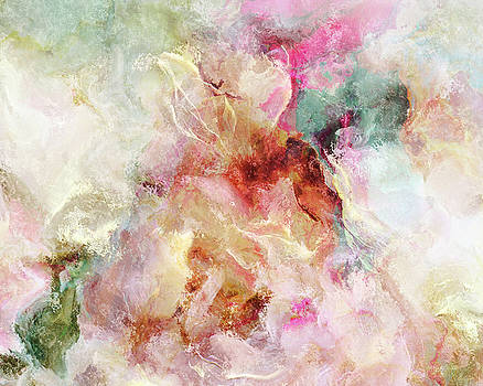 Floral Wings - Abstract Art by Jaison Cianelli