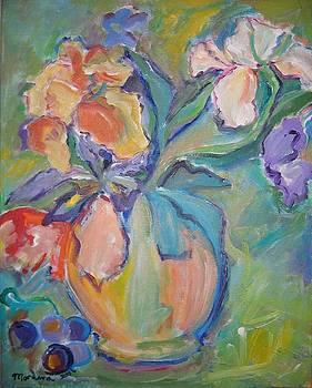 Floral2 by Marlene Robbins