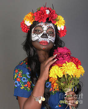 Day of the Dead - 2 by Robert McAlpine