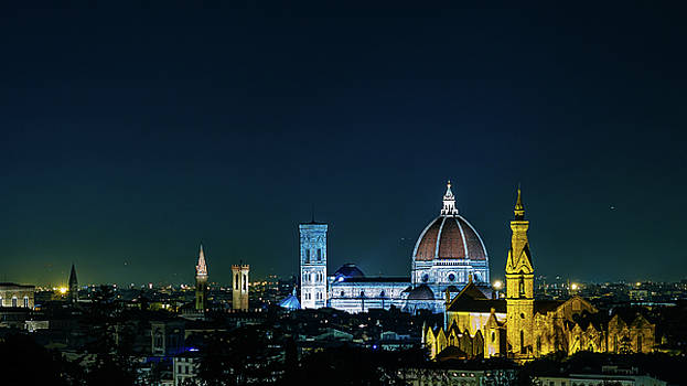 Florence Cathedral by David Zhao
