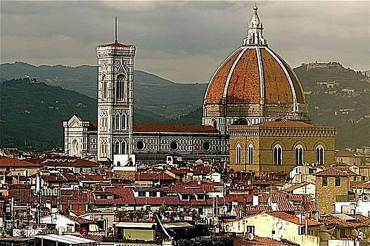 Florence Duomo by Natalia Radziejewska
