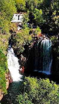 Lexa Harpell - Florence Falls, Litchfield National Park