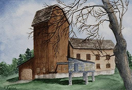 Florence Mill 2 by Kathleen Keller