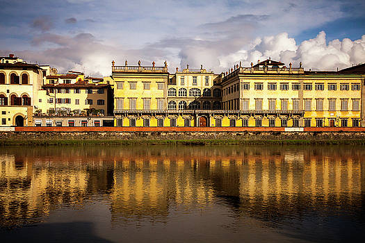 Florence Reflections by Andrew Soundarajan