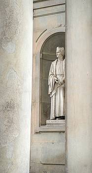 Florence Statue by Bill Hamilton