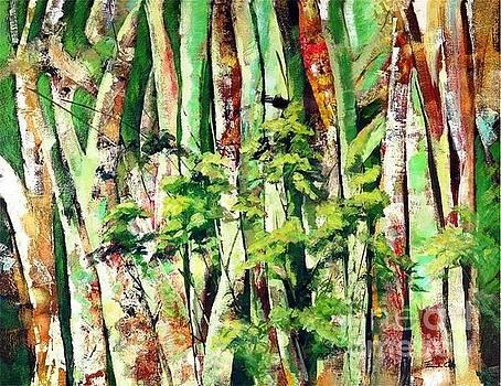 Floresta Amazonica II by Fernanda Cruz