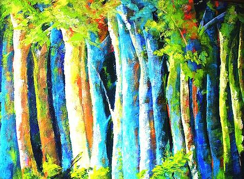 Floresta Amazonica VII by Fernanda Cruz
