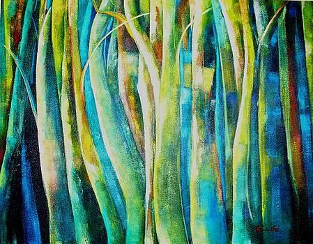 Floresta verde  by Fernanda Cruz