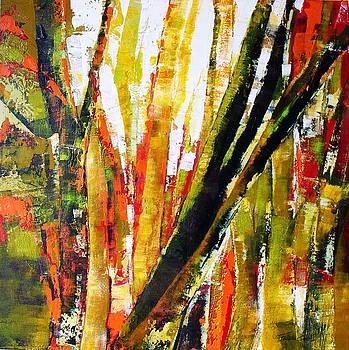Floresta VI by Fernanda Cruz