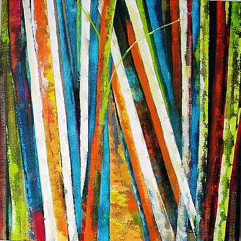 Floresta VII by Fernanda Cruz