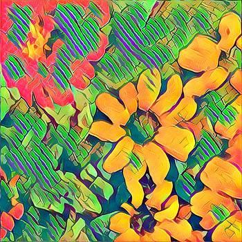 Floribunda Fancy by Patricia Rex