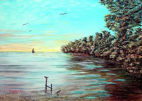 Florida Bay's Elliot Key by Riley Geddings