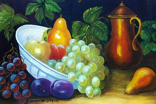 Florida Fruit by Jeanene Stein