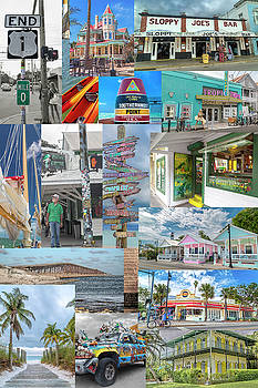 Florida Key West Collection by Betsy Knapp
