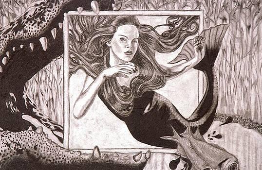 Florida Mermaid by Alfredo Dane Llana