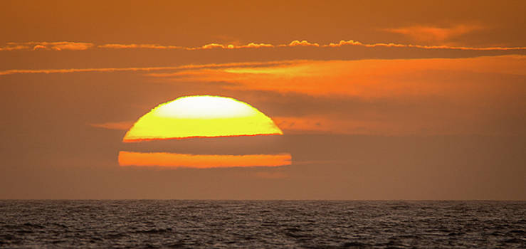 Florida Sunset by David Johnson
