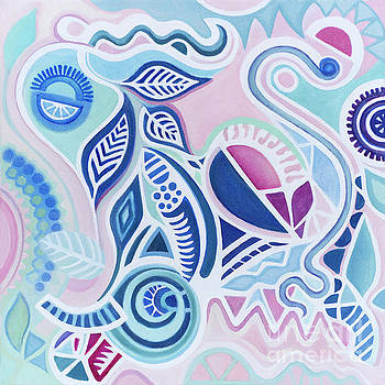 Flotsam and Jetsam  by Kerryn Madsen-Pietsch