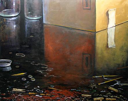 Flotsam by Mary Harman