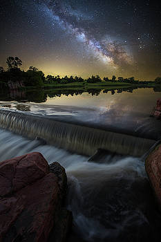 Flow by Aaron J Groen