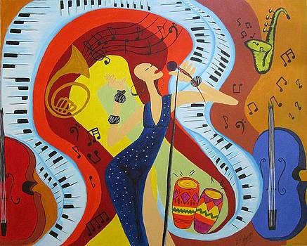 Flow by Mya Soliman