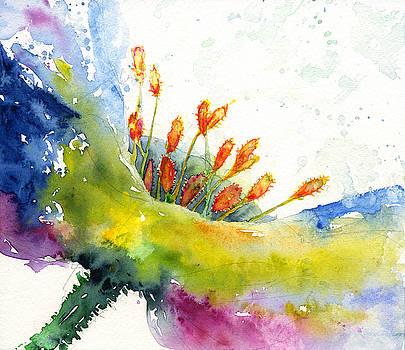 Flower 1 by John D Benson