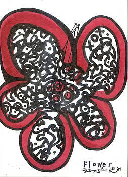 Flower 1 by Robert Wolverton Jr