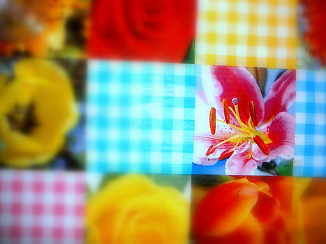 Flower Abstract Pictures by Subesh Gupta