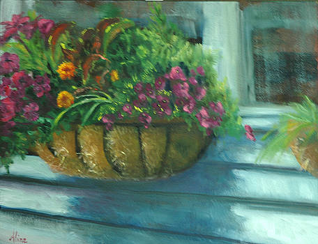 Flower Box by Aline Lotter
