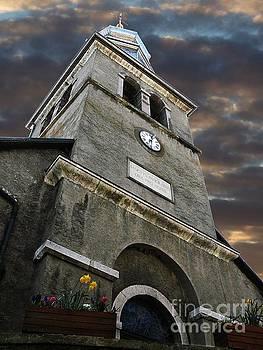 Flower Box Church by Don Kenworthy