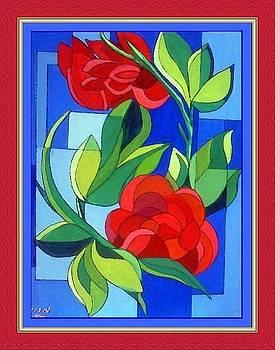 Flower Design by Mehdi Mehrvarz