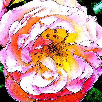 Linda Mears - Flower Figment Seven