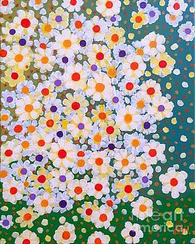 Flower flower by Wonju Hulse