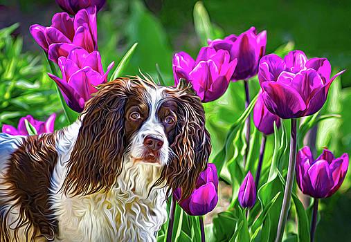 Flower Girl 2 by Steve Harrington