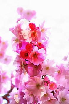 Flower Girl by Arthur Charpentier