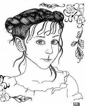 Flower Girl by Lenora Brown