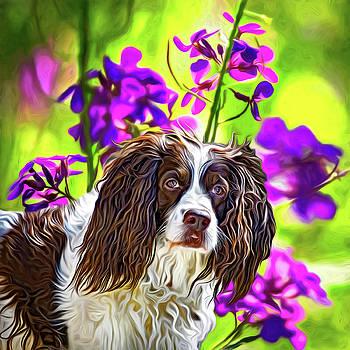 Flower Girl by Steve Harrington