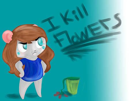 Flower Killer by Crystal Guzman