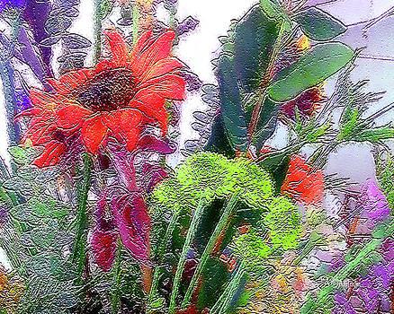 Flower Mix #071 by Barbara Tristan