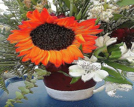 Flower Mix #074 by Barbara Tristan