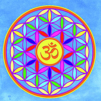 Flower of Life  by Stephen Humphries