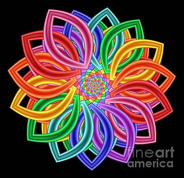 Flower Of Life by C Branch