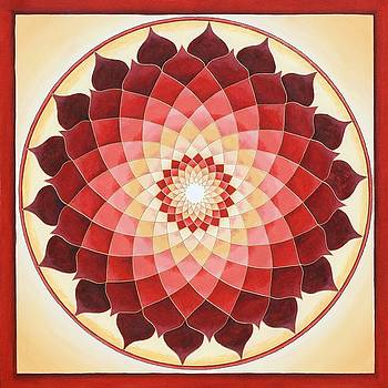 Flower of Life by Charlotte Backman