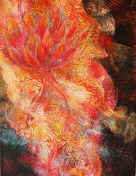 Flower Of The Flame by Sue Reed