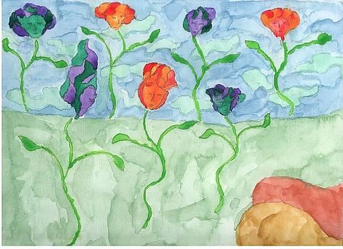 Flower People by Ariel Rose