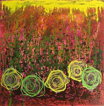 Flower Pops by Sonal Raje