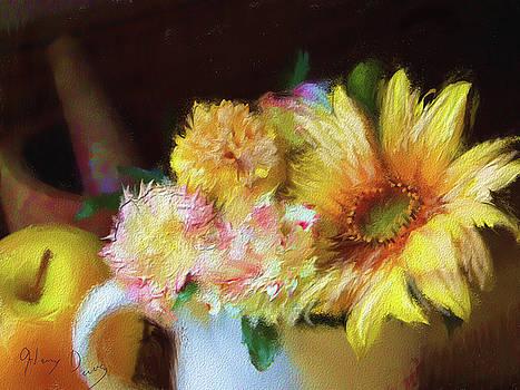Flower Pot by Harry Dusenberg