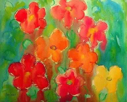 Flower Power by Barb Toland